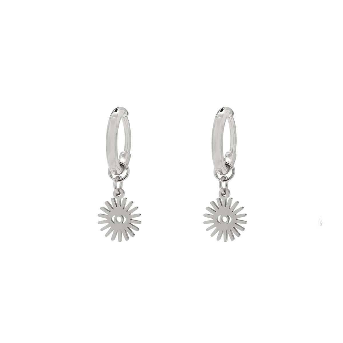 oorbel-sun-gazer-zilver