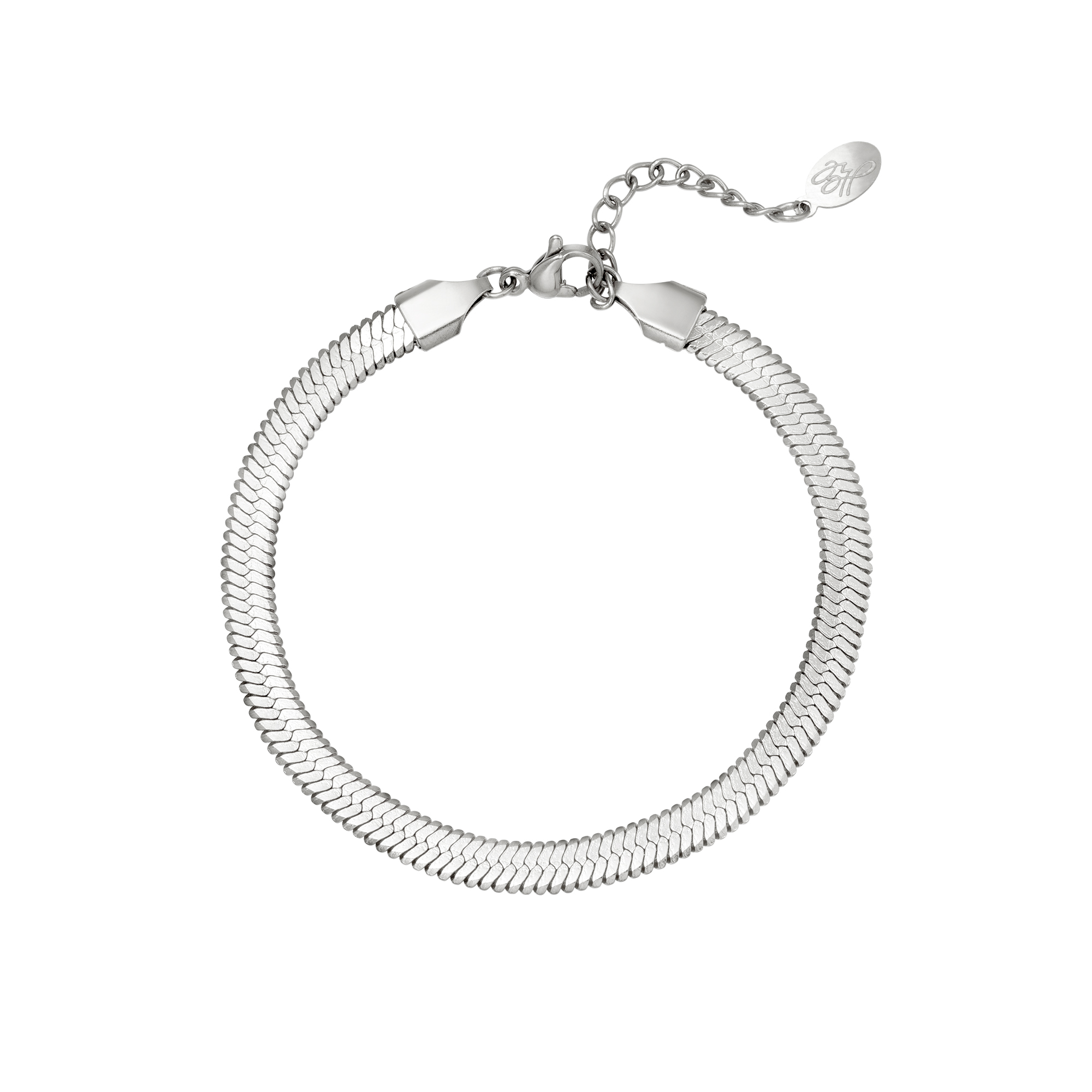Armband Retreat Zilver