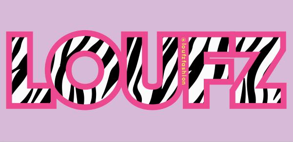 Loufz Fashion Sticker