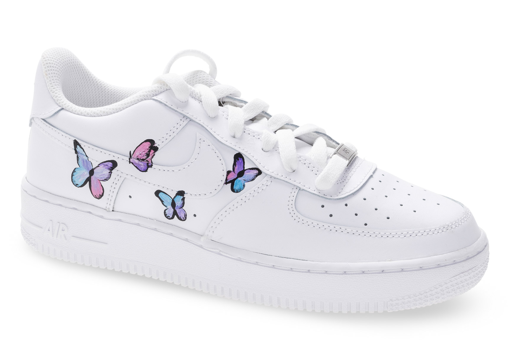 Nike Air Force 1 Schoen Colourful Butterfly