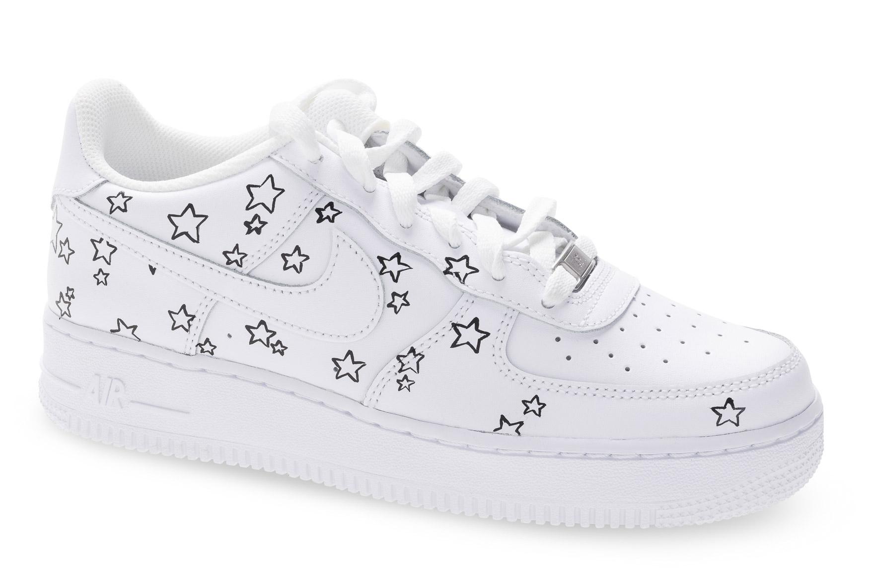 Nike Air Force 1 Stars