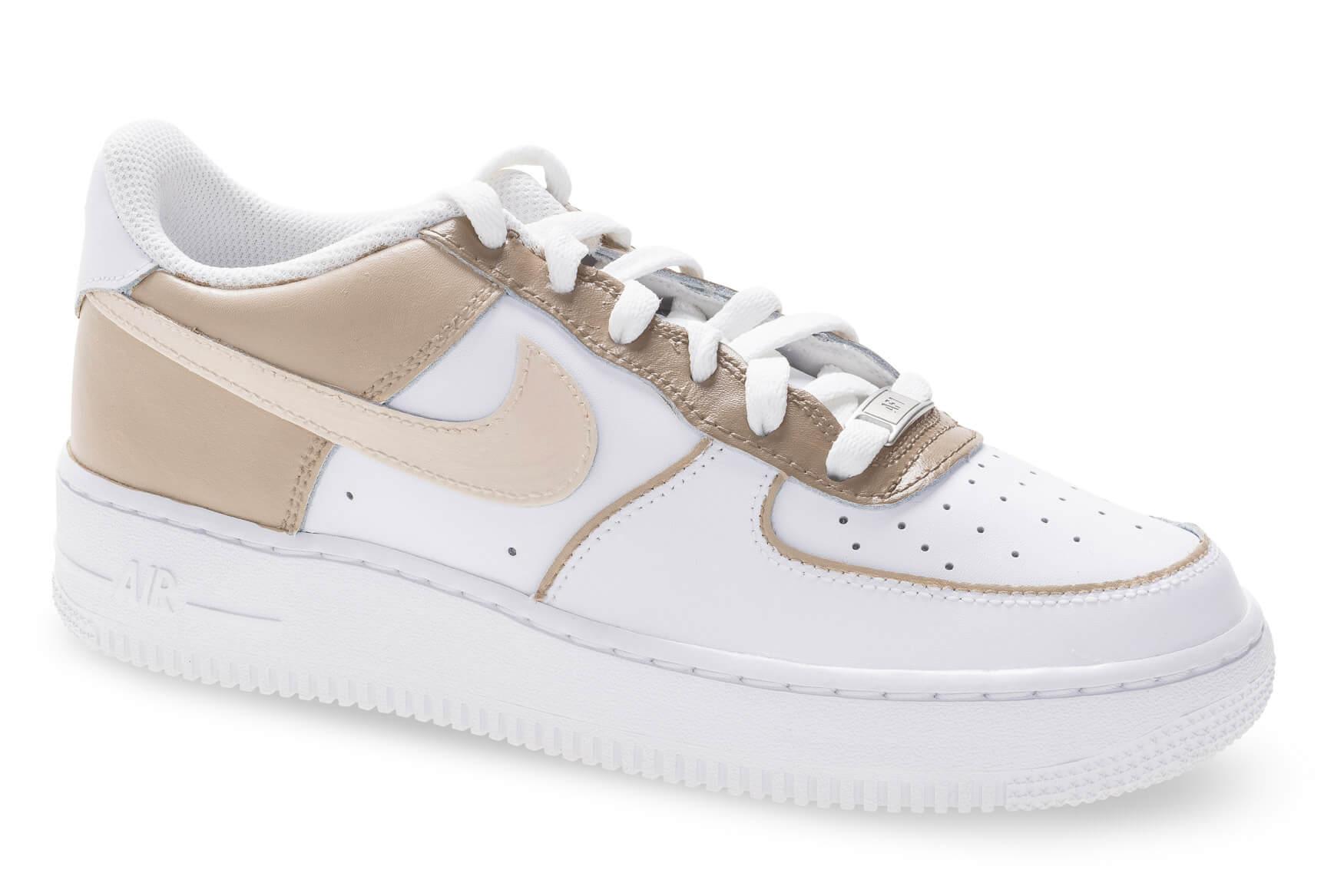 Schoen Nike Air Force 1 Colour Up